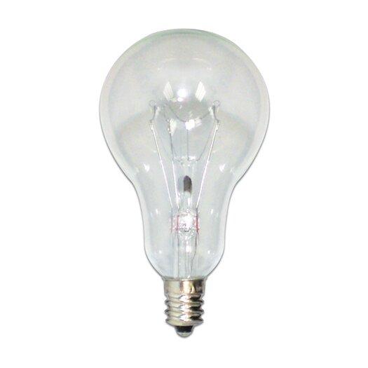 Bulbrite Industries Candelabra 60W 130-Volt (2700K) Incandescent Light Bulb