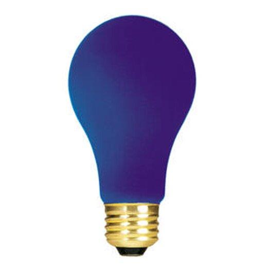 Bulbrite Industries 60W Blue 120-Volt (2700K) Incandescent Light Bulb