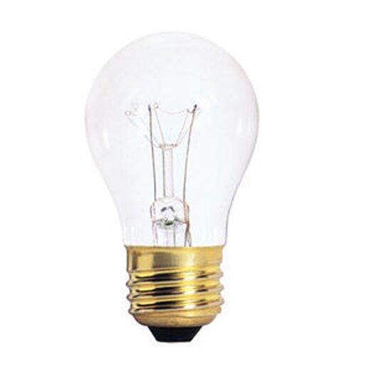 Bulbrite Industries 2700K Incandescent A15 Fan Bulb