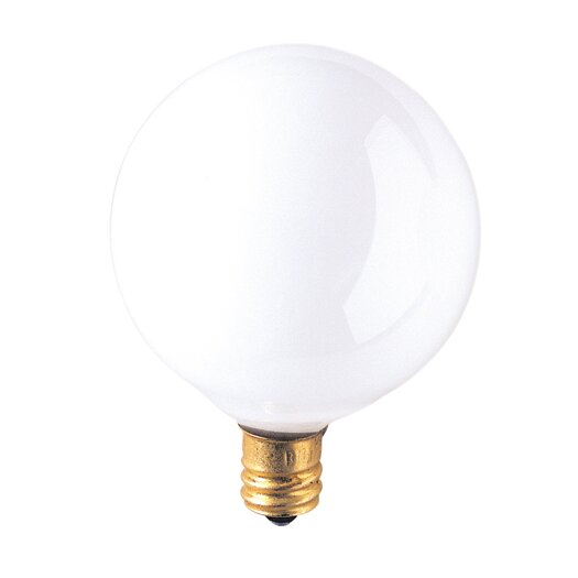 Bulbrite Industries Candelabra 15W Frosted 130-Volt (2700K) Incandescent Light Bulb
