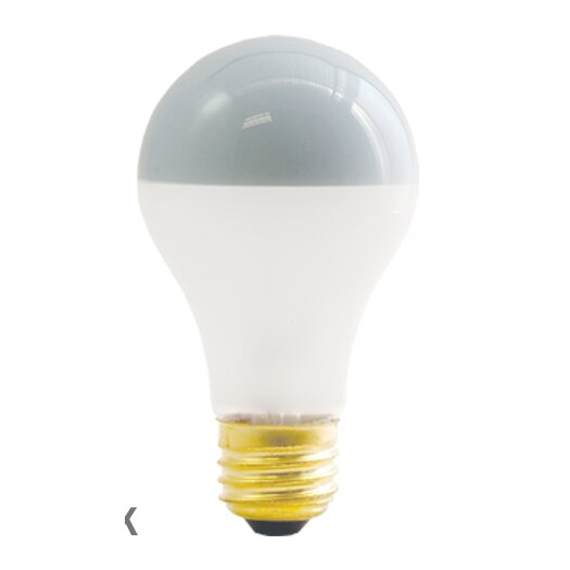 Bulbrite Industries 25W Frosted (2700K) Incandescent Light Bulb (Pack of 6)