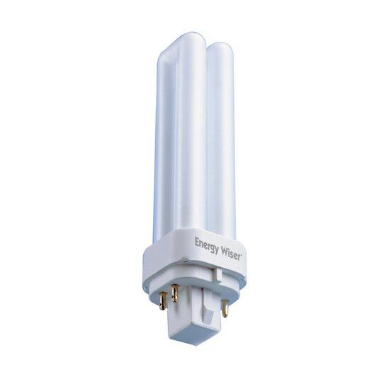 Bulbrite Industries Dimmable 120-Volt (3500K) Compact Fluorescent Light Bulb