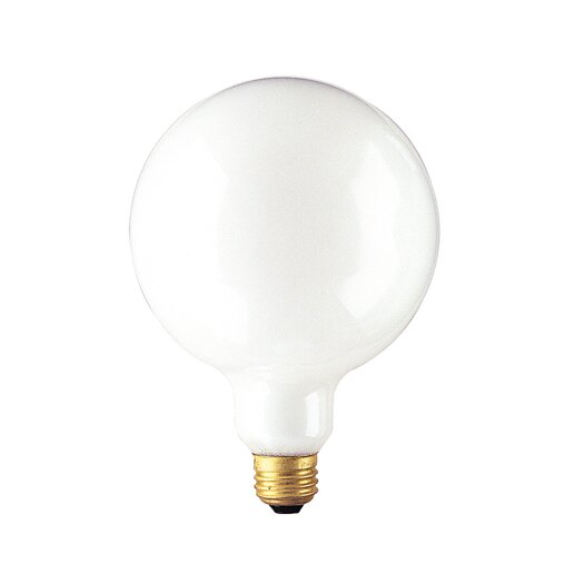Bulbrite Industries 100W Frosted 125-Volt (2700K) Incandescent Light Bulb