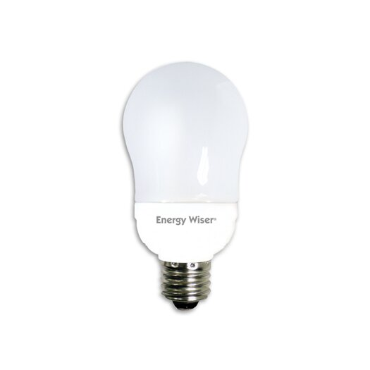 Bulbrite Industries 9W 120-Volt (2700K) Compact Fluorescent Light Bulb