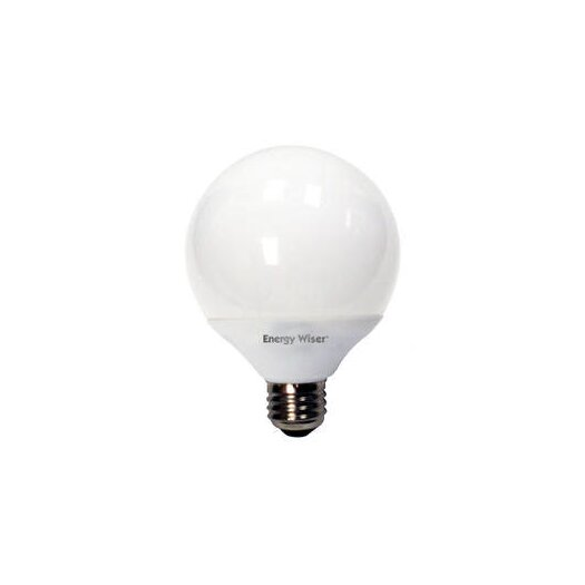 Bulbrite Industries 16W 120-Volt (3000K) Compact Fluorescent Light Bulb