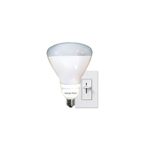 Bulbrite Industries 23W 120-Volt (2700K) Compact Fluorescent Light Bulb