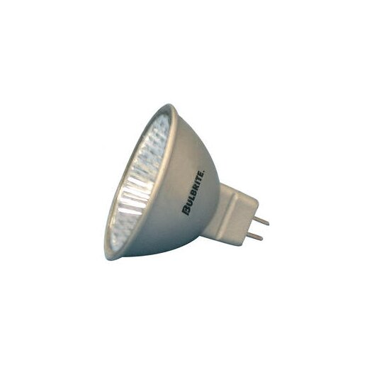 Bulbrite Industries Bi-Pin 50W Silver 12-Volt Halogen Light Bulb