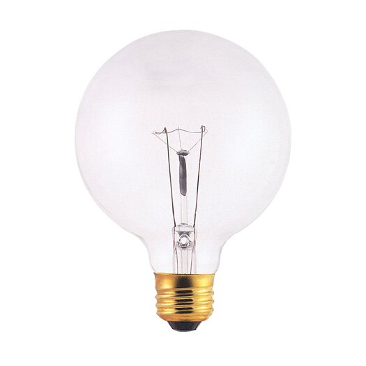 Bulbrite Industries 130-Volt (2700K) Incandescent Light Bulb