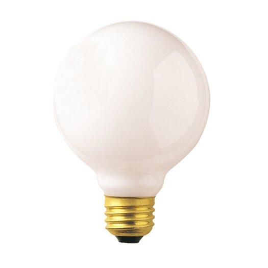 Bulbrite Industries Frosted 130-Volt (2700K) Incandescent Light Bulb