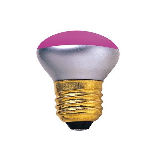Bulbrite Industries 40W Pink 120-Volt Incandescent Light Bulb