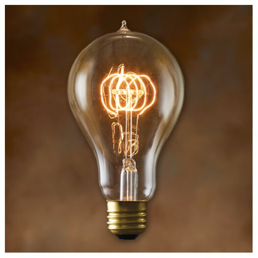 Bulbrite Industries Nostalgic Edison 40W (2700K) Incandescent Light Bulb