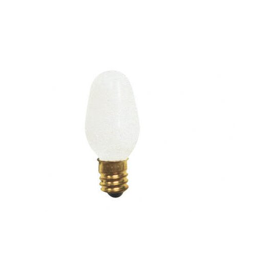 Bulbrite Industries 10W C7 Christmas Light