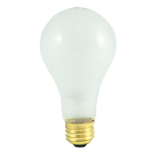 Bulbrite Industries 150W Frosted 120-Volt Incandescent Bulb