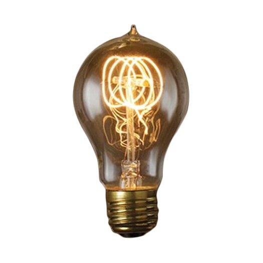 Bulbrite Industries Nostalgic Edison 25W 120-Volt (2700K) Incandescent Light Bulb