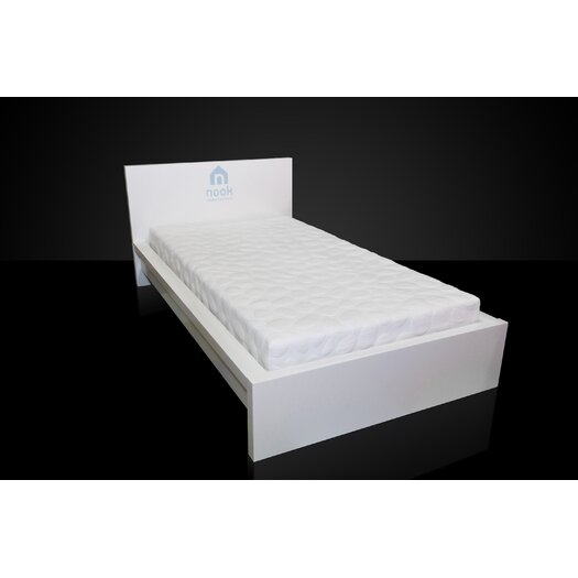 Nook Sleep Systems Pebble Certi-Pur Non Toxic Foam and Natural Latex Twin Mattress
