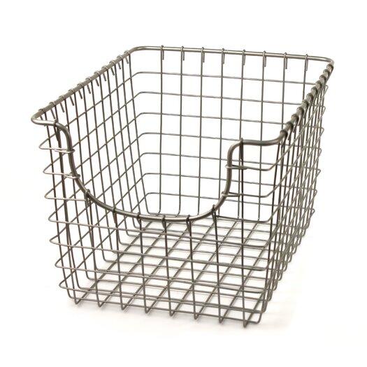 Spectrum Small Scoop Storage Basket