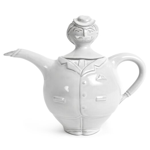 Jack Sprat Tea Pot