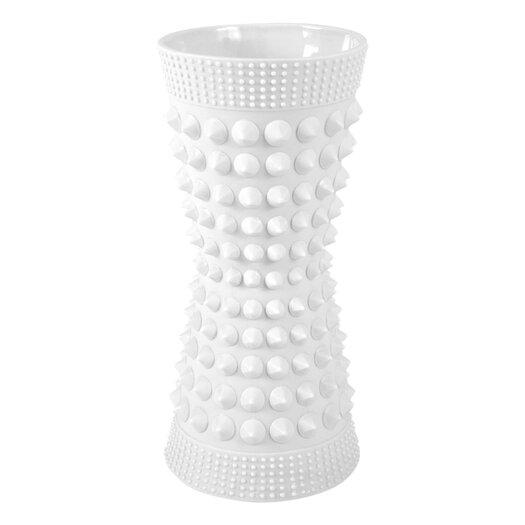 Jonathan Adler Charade Studded Taper Vase