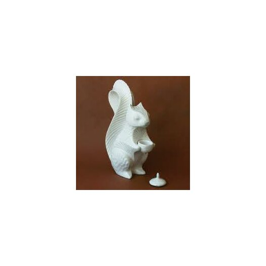 Jonathan Adler Squirrel Ring Box Figurine