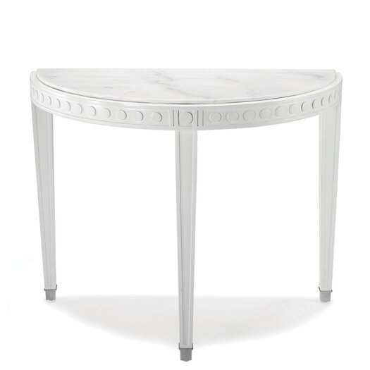Regent Demilune Console Table