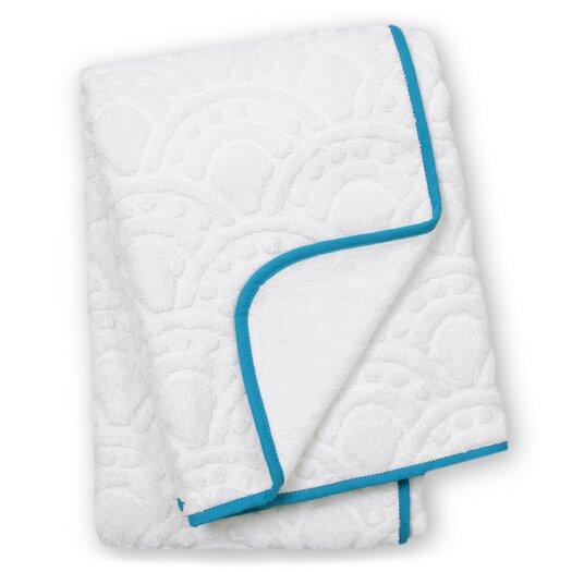 Fish Scales Bath Towel