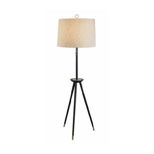 Jonathan Adler Ventana 1 Light Tripod Floor Lamp