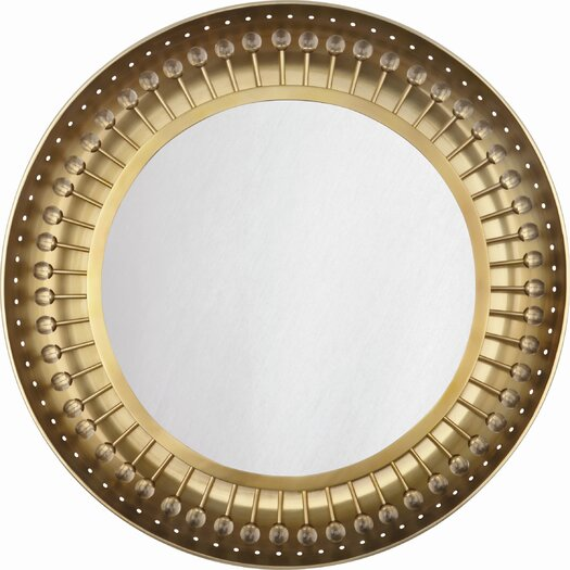 Jonathan Adler Kate Jonathan Adler Mayfair 1 Light Backlit Mirror