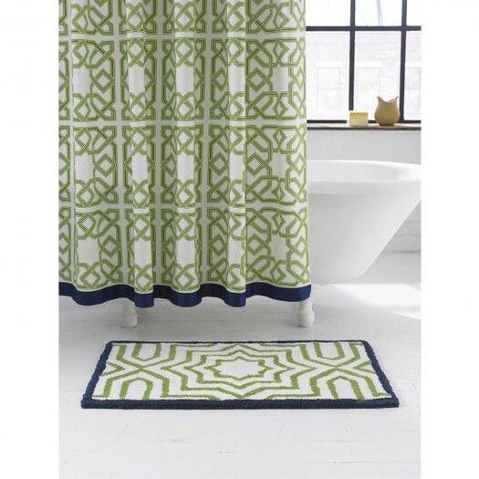 Jonathan Adler Parish Shower Curtain