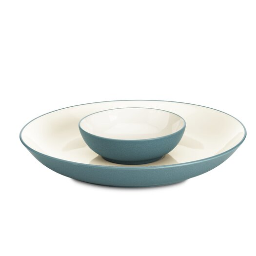 Noritake Colorwave Chip and Dip Tray