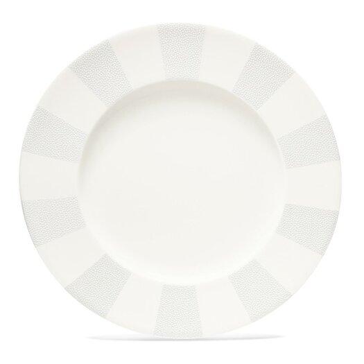 "Noritake Falling Snow 9"" Salad / Luncheon Plate"