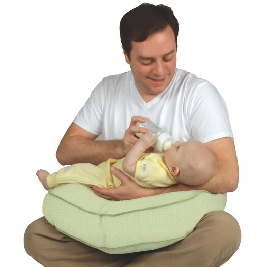 LeachCo The Natural Basic Contoured Nursing Pillow