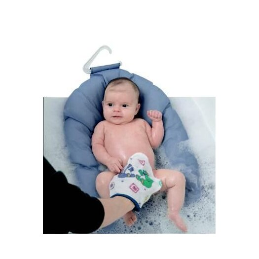 LeachCo Infant Safer Bather with Fish Print