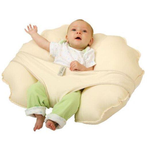 LeachCo Organic Smart Cuddle-U Original Nursing Pillow