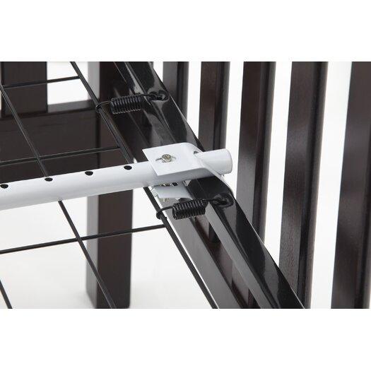 DexBaby Safe Sleeper Convertible Crib Bed Rail