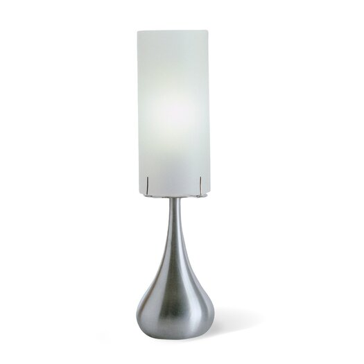 "Pablo Designs Sophie 12"" H Table Lamp with Drum Shade"