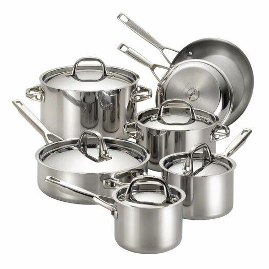Anolon 12 Piece Cookware Set