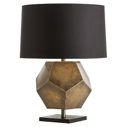 """ARTERIORS Home Drea 27"""" H Table Lamp with Drum Shade"""