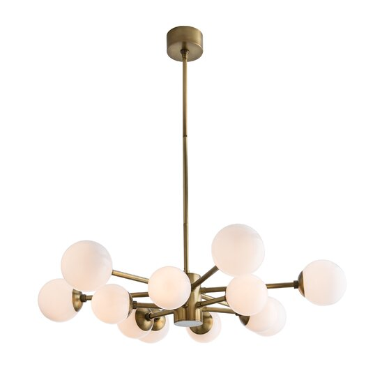 ARTERIORS Home Karrington 12 Light Chandelier
