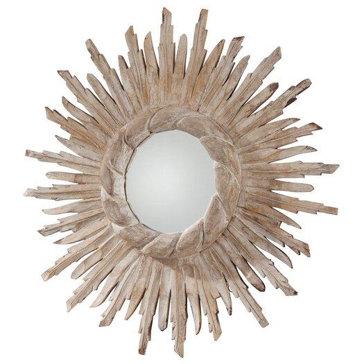 ARTERIORS Home Versailles Hand Carved Starburst Mirror
