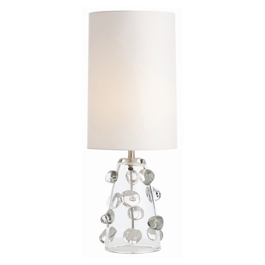 "ARTERIORS Home Poppy 28.5"" H Table Lamp with Drum Shade"