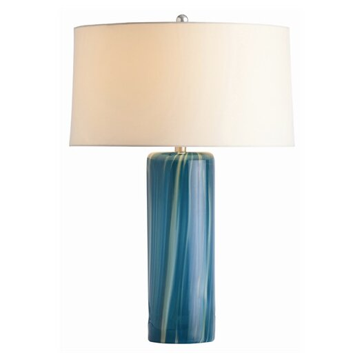 "ARTERIORS Home Talia 28"" H Table Lamp with Drum Shade"