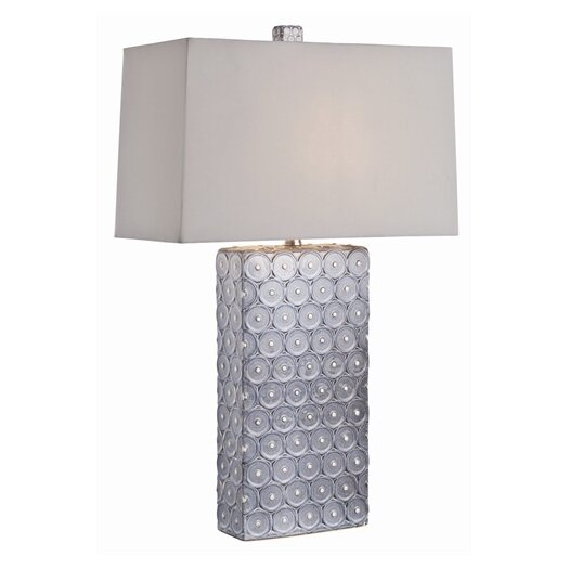 "ARTERIORS Home Roanoke 29"" H Table Lamp with Rectangle Shade"