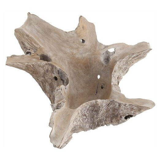 ARTERIORS Home Nantucket Driftwood Decorative Bowl