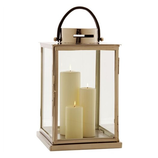 ARTERIORS Home Albany Metal / Glass Lantern
