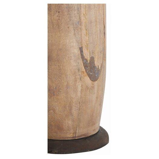 ARTERIORS Home Trump Wood / Rustic Iron Floor Lamp