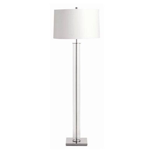 ARTERIORS Home Norman Glass Floor Lamp