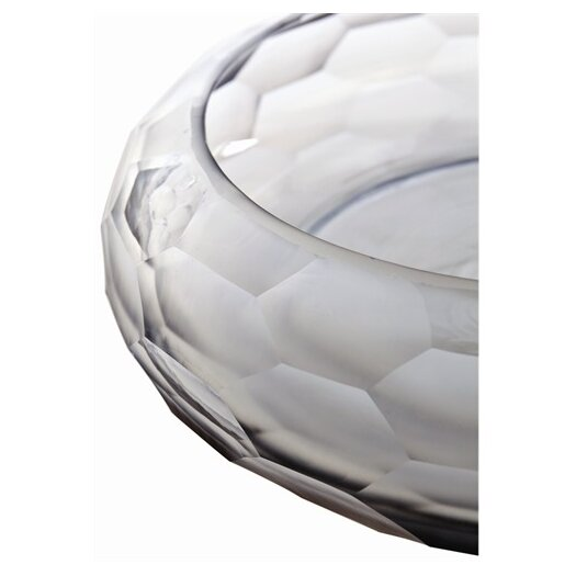 ARTERIORS Home Ice Faceted Etched Decorative Bowl