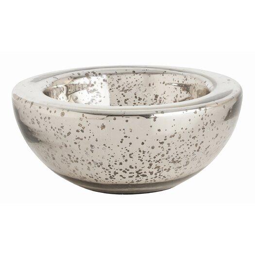 ARTERIORS Home Cyd Small Distressed Mercury Decorative Bowl