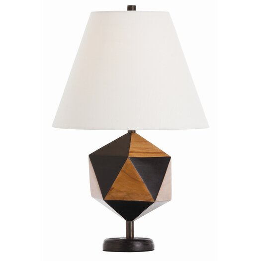 "ARTERIORS Home Geo 22"" H Table Lamp with Empire Shade"