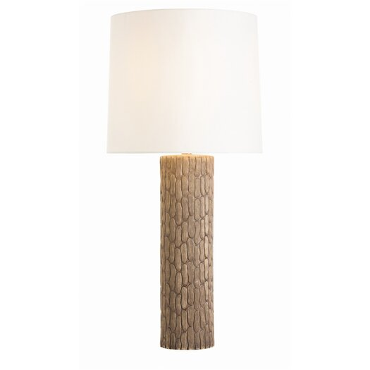 """ARTERIORS Home Davion 33.5"""" H Table Lamp with Drum Shade"""